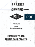 Forrers Pumps Info