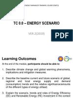 1. Energy Scenario