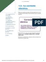 1.2.- La corriente eléctrica_