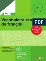 Vocabulaire Essentiel Dufrancais