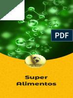 E-book - Super Alimentos