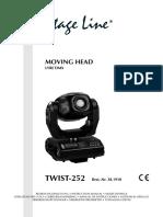 Manual Twist 252