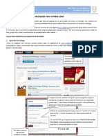 insertar documentos en scribd