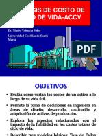 ANALISIS COSTO CICLO VIDA  ACCV 1