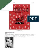 Taurasul Ferdinand Leaf