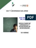 Módulo 0 - Guía didáctica del alumno. Dificultades Aprendizaje.pdf