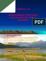 Capitulo IX Biogeografía