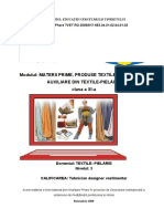 Materii prime textile produse textile si materiale auxiliare din textile pielarie.docx