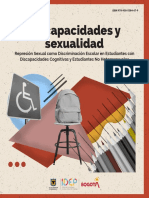 Discapacidades y Sexualidades - Carlos Borja 2021