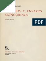 Alonso, Dámaso, Estudios y ensayos gongorinos.pdf