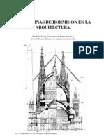 2002-2 Laminas de Hormigon en La Arquitectura