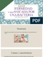 Enfermedad Provocada Por Una Bacteria