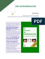 El Proceso de Investigacion Carlos Sabino.pdf