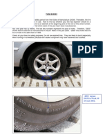 Auto Tire Awareness