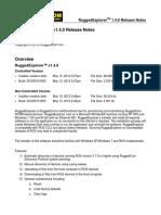 RuggedExplorer_v1-4-0 Release Notes