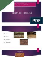 mecanica tipos de suelos