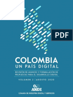Colombia País Digital ANDI CIDS 2020