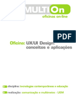 UX UI design oficina