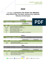 2020 - GYN - Cursos Superiores - Eng. Elétrica, Eng. Civil, Bach. Química, Eng. Ambiental, Sistemas de Informação
