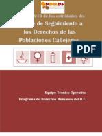 Comité de Seguimiento a los Derechos de las Poblaciones Callejeras