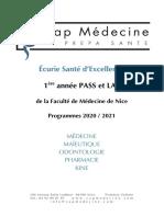 PREPA-PASS-MEDECINE