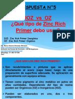PRIMERS ORGANICOS E INORGANICOS ZINC RICH - 30 Nov-2020