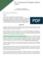 Luís de Lima Pinheiro - Convenção de arbitragem (aspectos internos e transnacionais) - Ordem dos Advogados