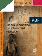 Conflictos Armados y Educacion UNESCO