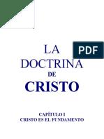 LA DOCTRINA DE CRISTO.doc