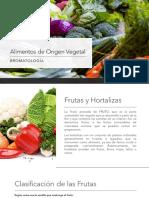 Alimentos de origen vegetalk