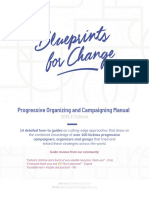 blue prints for change