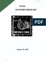 Meteor 3 TOMS Press Kit