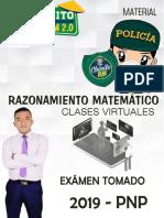 EXAMEN PNP-2019