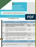 Apresentação PES Interno SMI