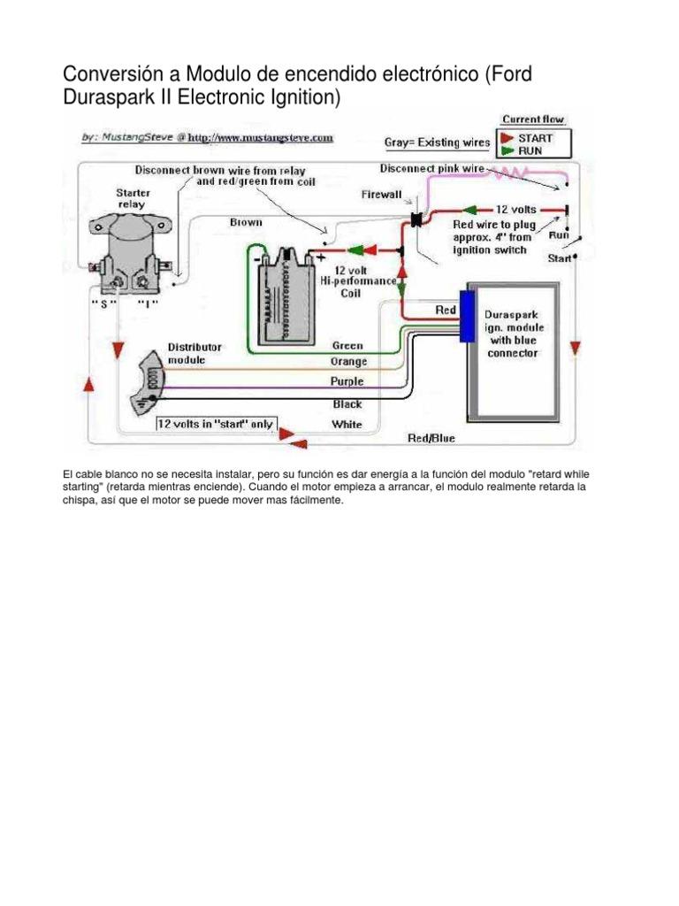 Duraspark 2 Distributor Wiring Diagram Electrical Diagrams Schematic Ford 302 Schematics Ii
