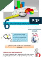 Unidad 6. Manejatusfinanzas PPT Primerciclo