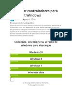 Actualizar controladores para Microsoft Win Y QUE ES WIN-TO-GOdows