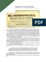 La Imprenta Cosmopolitana