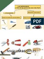 Clase Maquinas