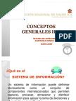 Registro His Conceptos Generales His 2010