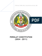 PERSILAT - Constitution to Review.