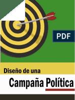 005 - Diseño de una Campaña Política - 16 pgs.