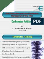 Carbonates_Acidizing_PPT