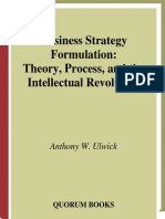 BUSINESS Business strategy formulation Theory, Process, and the Intellectual Revolution.pdf