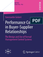 Performance Control in Buyer-Supplier Relationships_ The Design and Use of Formal Management Control Systems ( PDFDrive )