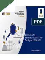 ITEP Annual Survey 2021