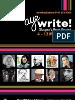 AyeWrite!2011ProgrammeFINAL