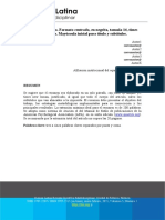 2021 Estructura sugerida para papers