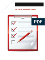 Correct Your Political Status