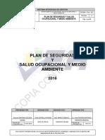 ECOSERM RANCAS SSOMA 001 PLAN DE SEGURIDAD Y SALUD OCUPACIONAL 2016.pdf